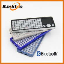 For Tablets, Smartphone Bluetooth wireless mini keyboard with Touchpad