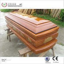 Pour enterrement et du papier cercueil