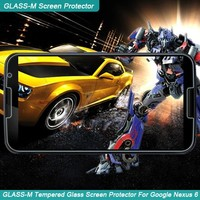 Cellphone Accessories Tempered Glass Skin for Google Nexus 6
