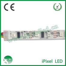 5050RGB ws2812b led strip 1m 60leds/m White/black