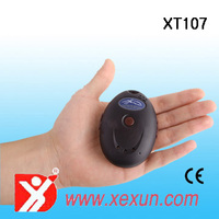 two ways communication gps/gprs mini tracking device XT107