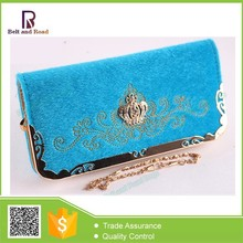 Leather Wallets for Women Hard Case, Fashion Party Wallets, Chain Bags and Wallets