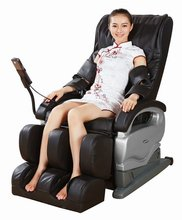 Luxury adjustable rolling massage chair, body care massage chairAK-3012