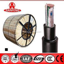 2015 hot jianfeng 100 pair telephone cable underground