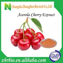 High Quality 100% Pure Natural Acerola Cherry Extract 17% Vitamin C