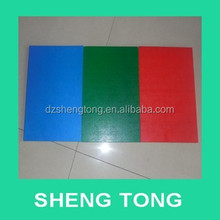 PE100/ plastic sheet products with material pe 100