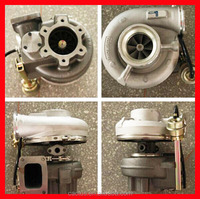 turbo kit HX60W 3598762 for ISX Industrial QSX15 Engine turbocharger