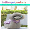 high quality factory price dog's wedding dress dog clothes