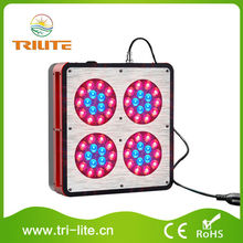 100-600W high power LED grow light suitable for vegetative and flowers stages of plant growth