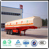 Factory produce best selling low price oil tank semi trailer /fuel oil tank semi trailer