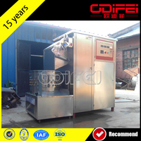 Popular sold full automatic chicken/hair plucking machine