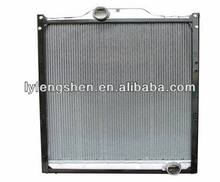 Dongfeng truck partsr auxiliary radiator 1301DJ01-001