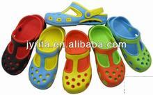 2014 New Designs Hot Sell EVA Lady Clog