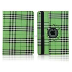Scottish Grid Pattern 360 Rotation Leather Case For iPad Mini 2 3