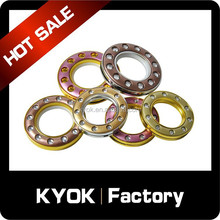 KYOK supply high quality non noisy curtain ring, OEM good curtain rings curtain accessory series, 2 inch plastic curtain eyelet