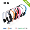 Wireless Headphone in Bluetooth fashion Intelligent noise reduction headphone