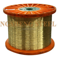 high tensile radial tyre use copper coated tyre wire steel cord