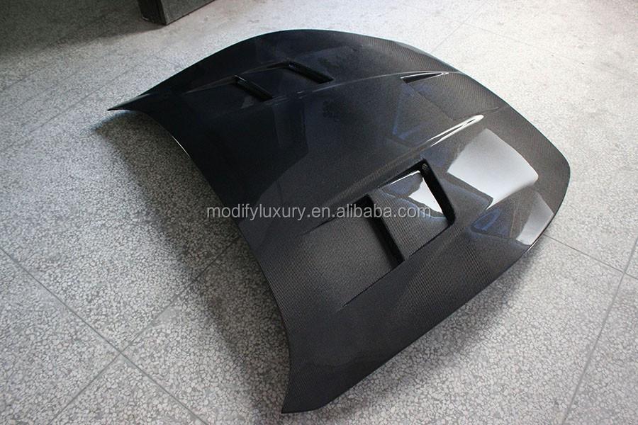 Capot de voiture pi ces en fiber de carbone gt moteur hottes pour maserati gr - Pieces de moteur de voiture ...