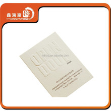 top quality cheap price name card design