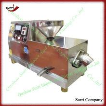 220v/de una sola fase de acero inoxidable de aceite de máquina de extracción/la extracción de aceite de la máquina