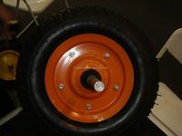 rubber wheel 4.00-8