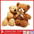 Nuevos productos peluches promocional suave pequeño oso de peluche