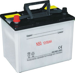 12 VOLTA DRY CHARGED Car Battery N50 12V50AH