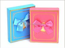 La moda de dulce / regalo de cumpleaños caja de embalaje / por mayor caja de recuerdos made in China