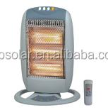 electric heater heating stream halogen heater 400/800/1200w