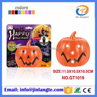 Wholesale Halloween Festival Pumpkin Decorative EVA Lamp halloween pumpkin shaped lamp