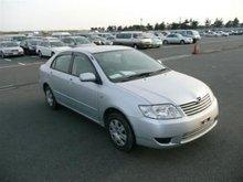 Toyota Corolla Sedan 2006 ID{696} JAPANESE USED CARS SECOND HAND VEHICLE