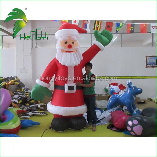 Santa Father Shape Christmas (7)