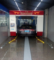 Rollover Car Clean Equipment, Car Care Product, Car Cleaning Machine.