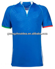 MIX ORDER RETAILS WHOLESALE UNIFORMS TOP THAILAND QUALITY GRADE ORI SHIRT 13 14 ITALY HOME BLUE SOCCER JERSEY,CUSTOMED NA/NUMBER