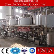 Stainless steel beer fermentation tank/beer kit/beer making machine
