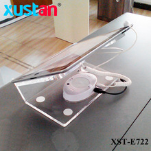 experience acrylic secure tablet stand for ipad