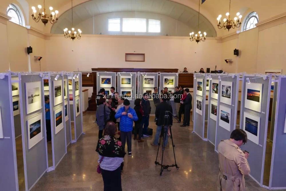 Soporte de exhibición para exposición fotográfica de bastidores ...