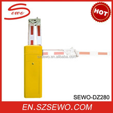 SEWO High quality barrier road gate, parking lot barrier gate with low price
