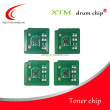compatible laserjet 7525 7530 7535 7545 7556 toner chip 006R01519 006R01518 cartridge count reset metered chip for xerox