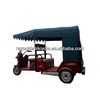 using for passenger drums brake 24tubes 850W electro-tricycle