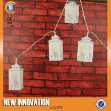 10L alibaba express turkey metal lantern xmas tree light chain