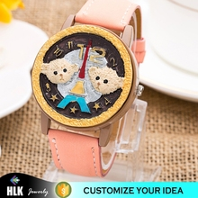 Lover Cartoon Pictures Of Fashion Girls Watches