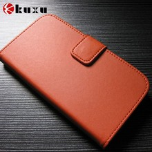 "Super cheap wholesale leather +plastic phone bag 5.0"" phone bag /case made in shenzhen TJ leather factory"