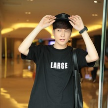 Embroidery custom cloth hat fitted korean baseball cap