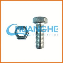 China wholesale bolt nut, excavator parts m16 bolt and nuts