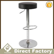 Low price well designed solid beech legs bar chair