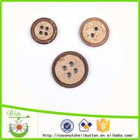 0.7 inch or 28L coconut shell women's jackets & coats buttons for sewing or crafting