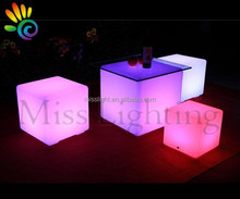 LED Funny colourful bar furniture chair for sale