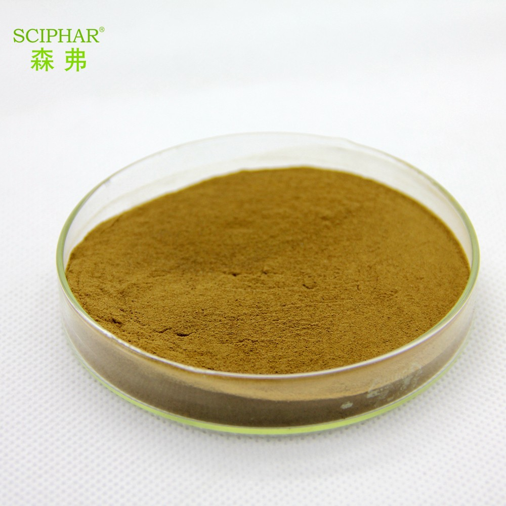ادارة الاغذية والعقاقير المسجلة أسعار المنتجين 8% جليكوسيدات triterpene كوهوش السوداء استخراج الجذر