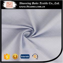 TC polyester cotton nylon blend nurse uniform print dyed khaki denim twill cotton fabric
